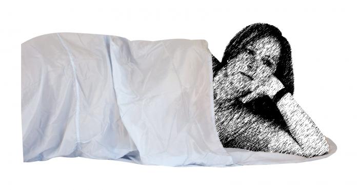Lenjerie sac de dormit Travelsafe cotton mummy TS0315, 240x85/52cm, bej, bumbac [1]