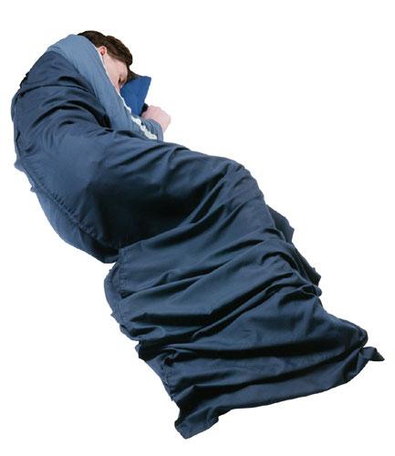 Lenjerie sac de dormit Trekmates PolyCotton Hotelier 3