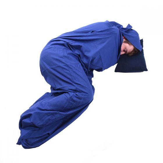 Lenjerie sac de dormit Trekmates PolyCotton Hotelier 2