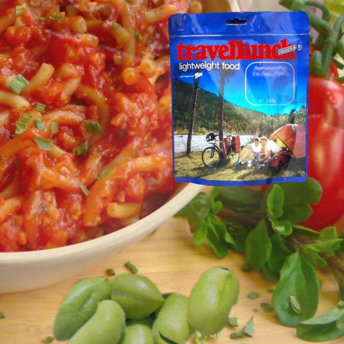 Mancare deshidratata Veggie-Bolognese with pasta 50160 125g -vegetarian [0]