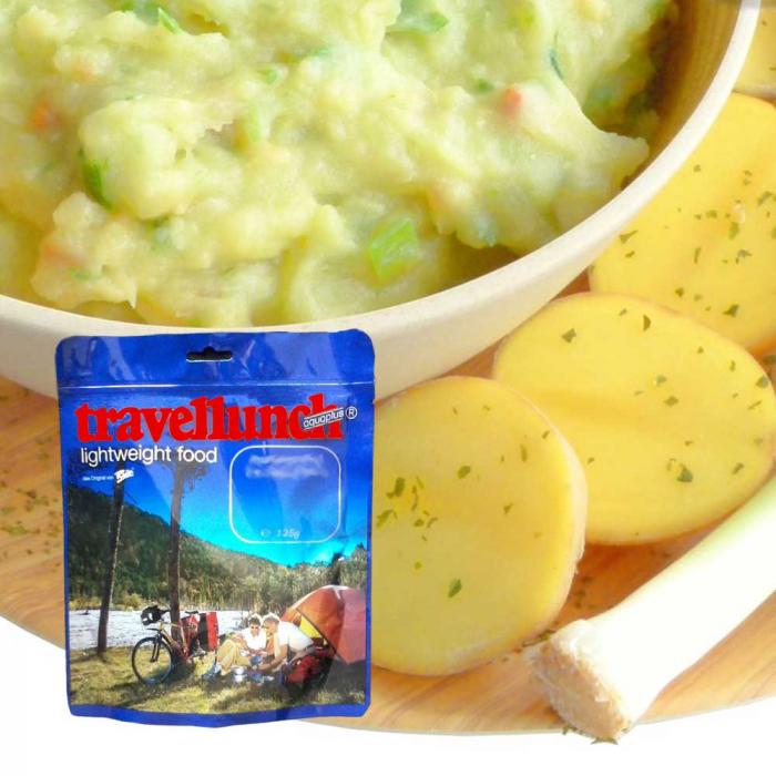 Mancare deshidratata Mashed potatoes with leek 51159G 125g -vegetarian -fara gluten [0]