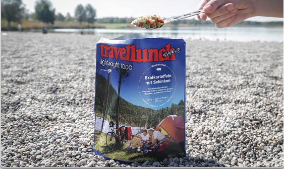 Mancare deshidratata Travellunch Pasta Carbonara 125g 50128 E [3]