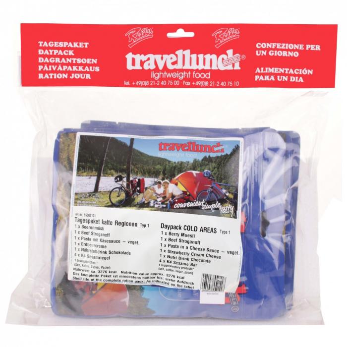 Mancare liofilizata Daypack Travellunch Cold Areas 1 55002101E [0]