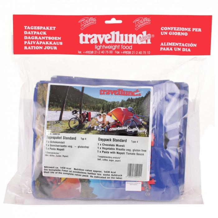 Mancare liofilizata Daypack Travellunch Warm Areas 1 55001101E [0]