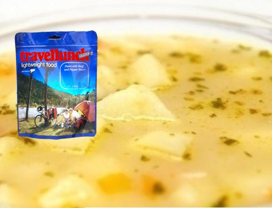 Mancare liofilizata Travellunch Cream Potato Soup 2x500ml 50265 [0]