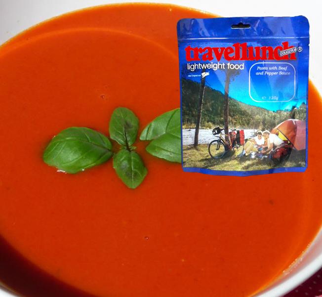 Mancare liofilizata Travellunch Tomato Soup 2x500ml 50268 [0]