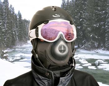 Masca ColdAvenger Pro Softshell [4]