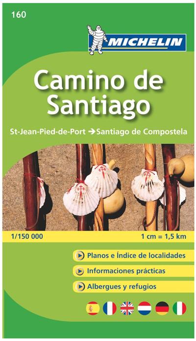 Minighid Michelin Camino de Santiago [0]