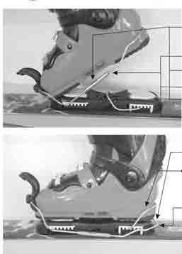 Minischi de tura Hagan Nanook 1