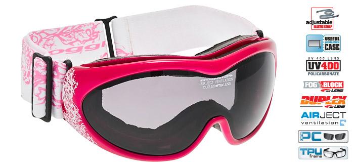 Ochelari schi Goggle 875-6 [0]