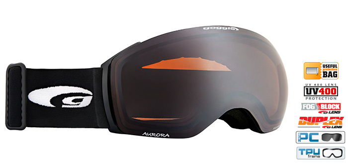 Ochelari schi Goggle H602-1 [0]