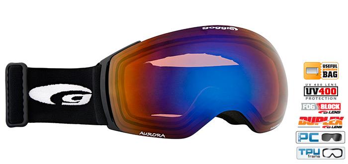 Ochelari schi Goggle H602-2 [0]