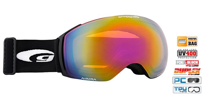 Ochelari schi Goggle H602-3 [0]