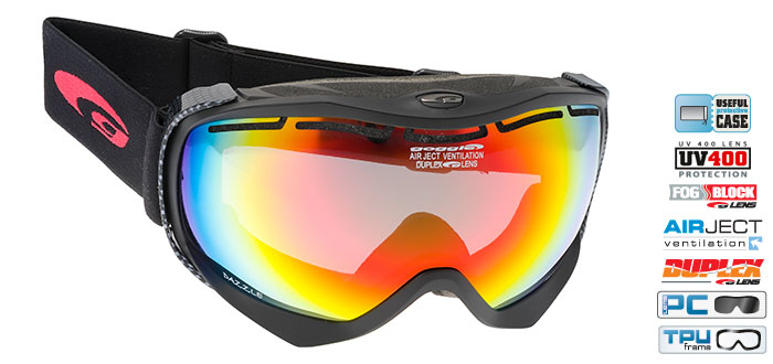Ochelari schi Goggle H620-3 [0]