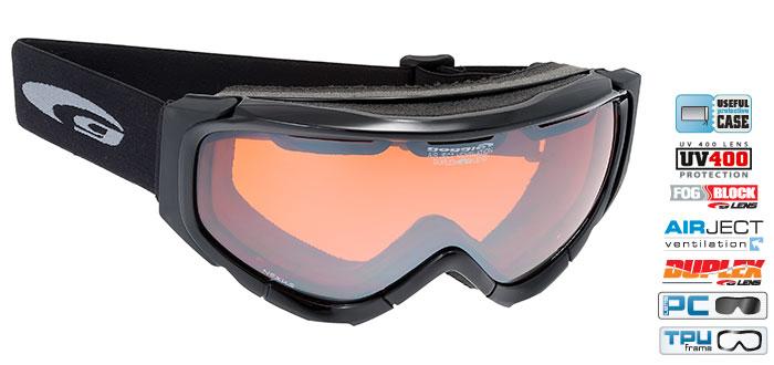 Ochelari schi Goggle H645-1 [0]