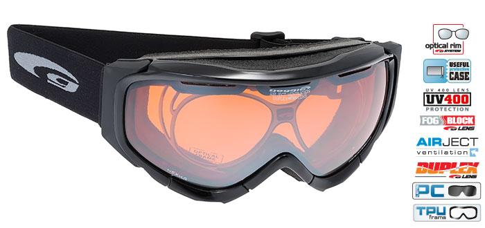 Ochelari schi Goggle H645-1R [0]