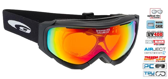 Ochelari schi Goggle H645-2R [0]