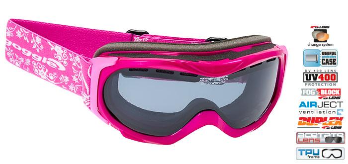 Ochelari schi Goggle H716-6 [0]