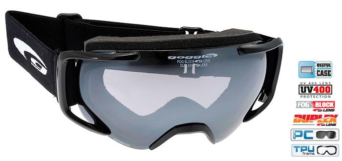 Ochelari schi Goggle H770-1 [0]