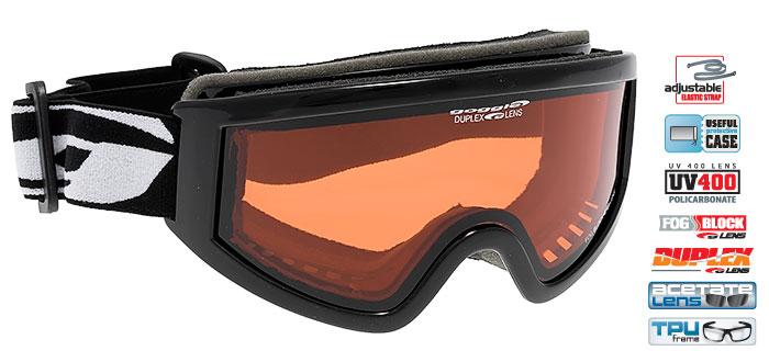 Ochelari schi Goggle H794-1 [0]