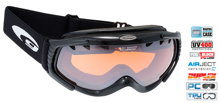Ochelari schi Goggle H831-3 [0]