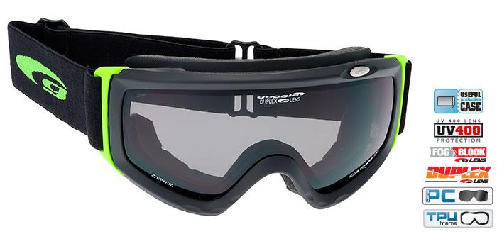 Ochelari schi Goggle H842-2 [0]