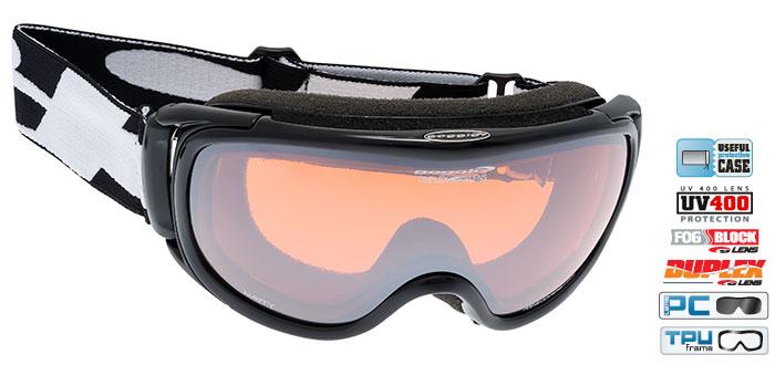 Ochelari schi Goggle H871-1 [0]