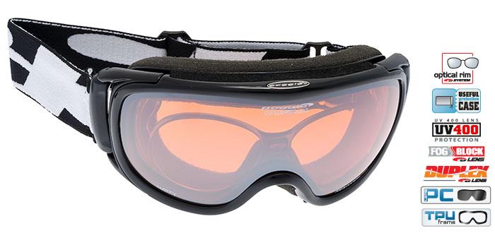 Ochelari schi Goggle H871-1R [0]