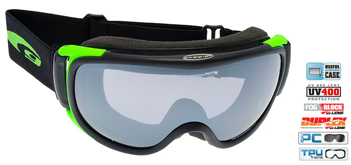 Ochelari schi Goggle H871-2 [0]