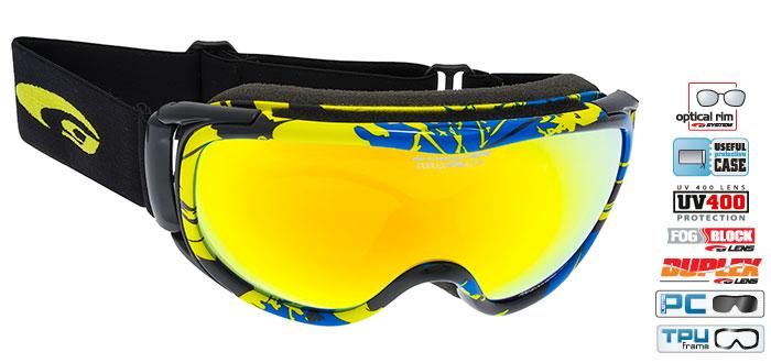 Ochelari schi Goggle H871-4R [0]