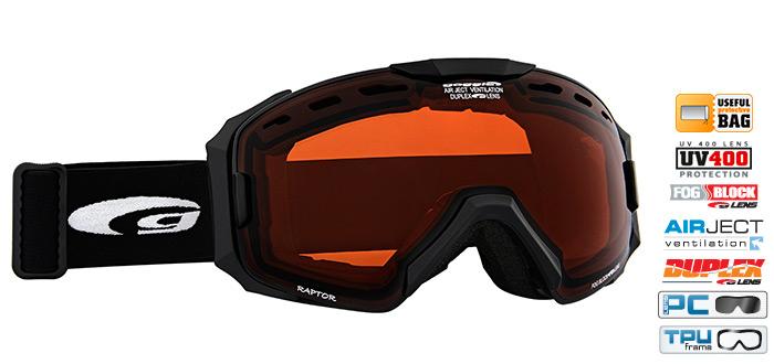 Ochelari schi Goggle H886-1 [0]