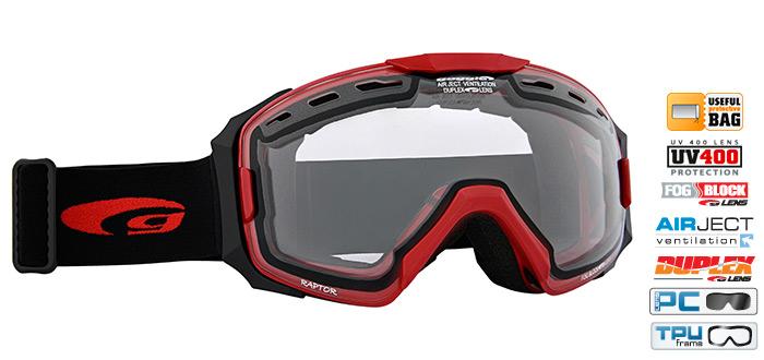Ochelari schi Goggle H886-5 [0]