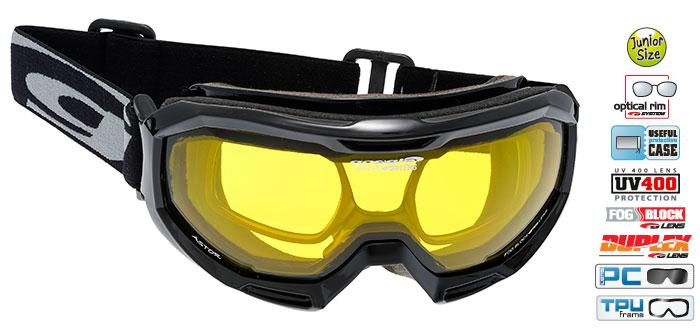 Ochelari schi junior Goggle H851-4R [0]