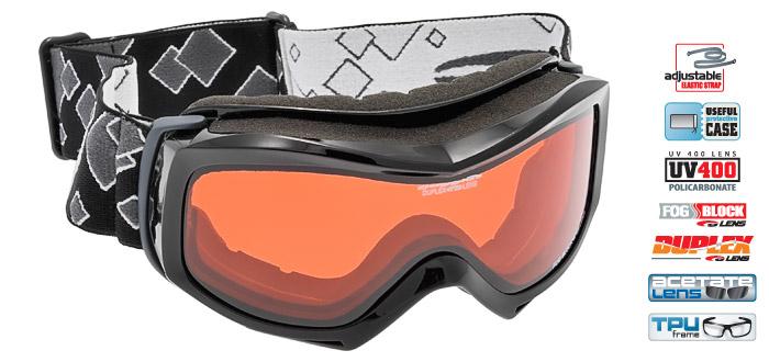 Ochelari schi  junior Goggle H951-1 [1]