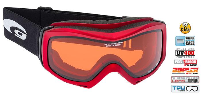 Ochelari schi junior Goggle H951-2 [0]
