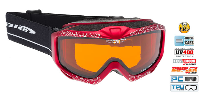 Ochelari schi junior Goggle H976-4 [0]