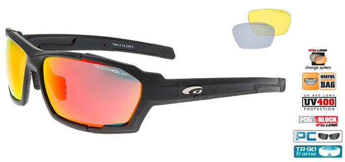 Ochelari sport Goggle 441 (de iarna) [3]