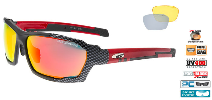 Ochelari sport Goggle 441 (de iarna) [2]