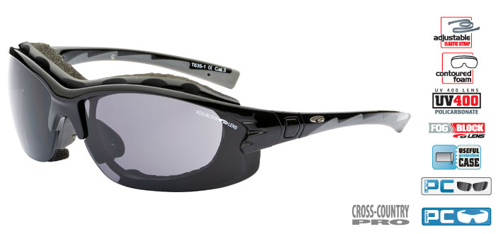 Ochelari sport Goggle 635-1 0
