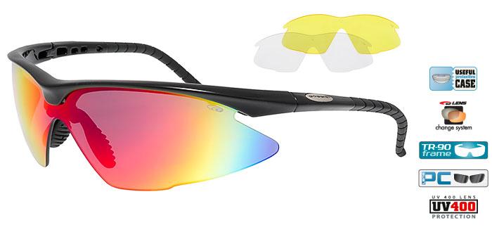 Ochelari sport Goggle E680-2 [0]