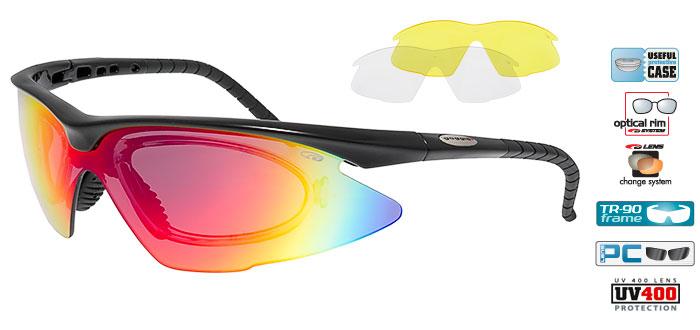 Ochelari sport Goggle E680-2R [0]