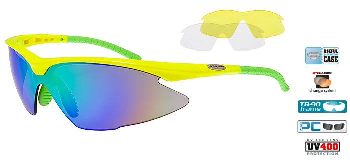Ochelari sport Goggle E680-5 [0]