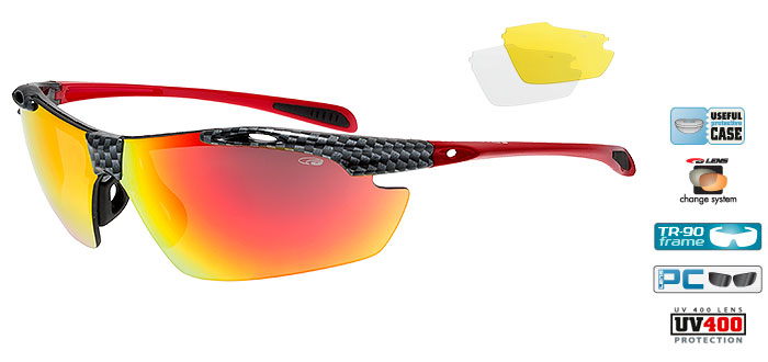 Ochelari sport Goggle E721-3 [0]