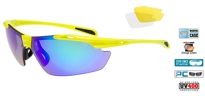 Ochelari sport Goggle E721-4 [0]