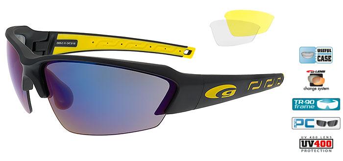 Ochelari sport Goggle E855-2 [0]