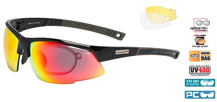 Ochelari sport Goggle E865-2R [0]