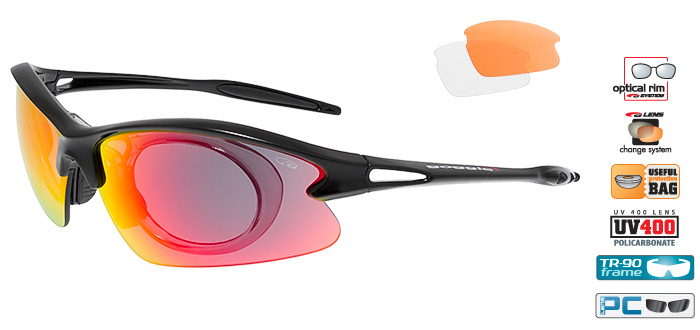 Ochelari sport Goggle E877-2R [0]