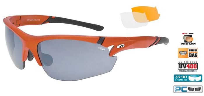 Ochelari sport Goggle E881-2 [0]