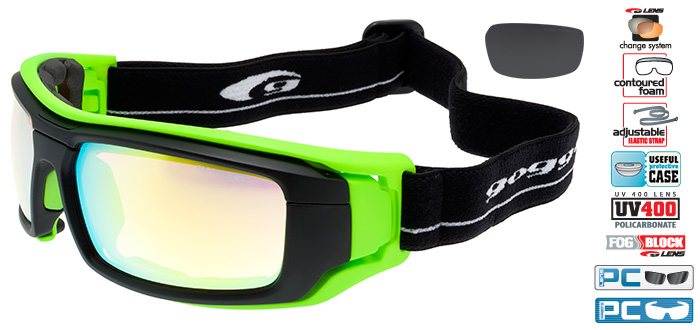Ochelari sport Goggle T414-2 (de iarna) [1]