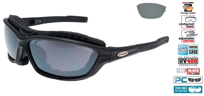 Ochelari sport Goggle T417-1 (de iarna) [0]